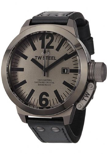 TW STEEL CEO Canteen 50mm Titanium Gents Watch CE1052